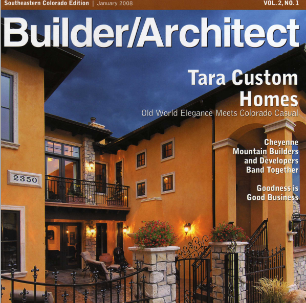 Tara Custom Builder Architect Tara Custom Homes